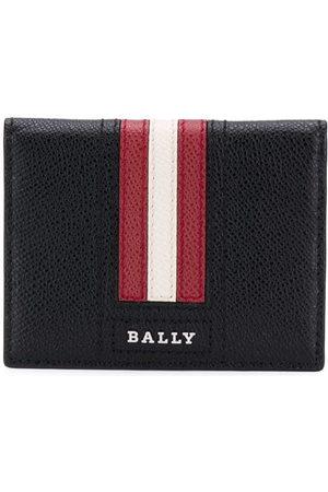 Bally Men Wallets - Logo stripe wallet