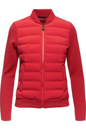 Aztech Dale of Aspen panelled knitted jacket
