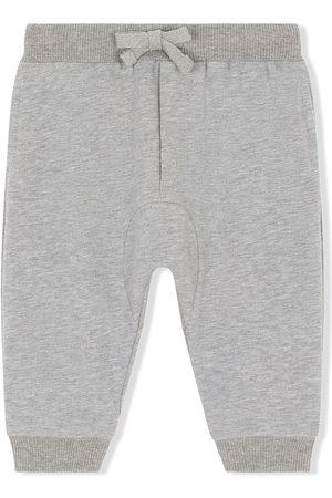 Dolce & Gabbana Logo-patch track pants