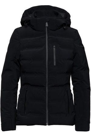 Aztech Women Winter Jackets - Nuke hooded puffer jacket