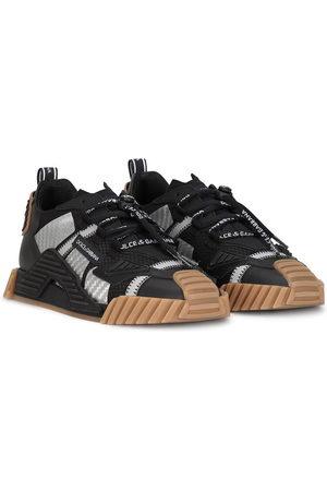 Dolce & Gabbana Boys Sneakers - Multi-panel design sneakers