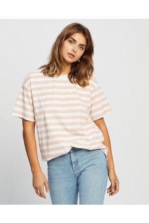Atmos&Here Harry Boyfriend Tee - T-Shirts & Singlets ( & Stripe) Harry Boyfriend Tee