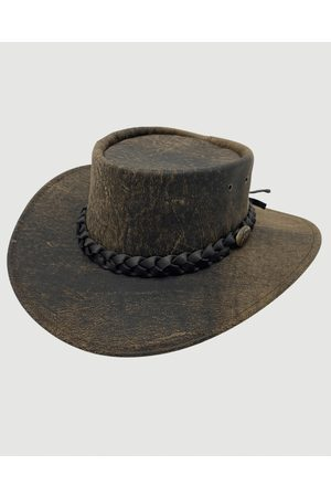Jacaru Hats - 1172 Kangaroo Hat Stonewash - Hats 1172 Kangaroo Hat Stonewash