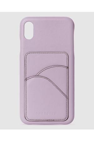 The Horse Women Phone Cases - IPhone XS Max The Scalloped iPhone Cover - Tech Accessories (Lavender iPhone XS Max) iPhone XS Max - The Scalloped iPhone Cover