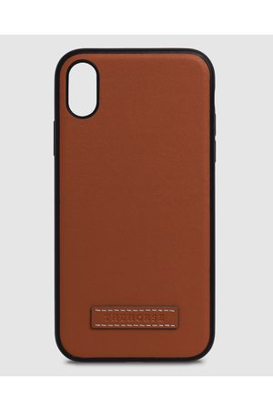 The Horse IPhone XR The Hybrid iPhone Cover - Tech Accessories (Tan iPhone XR) iPhone XR - The Hybrid iPhone Cover