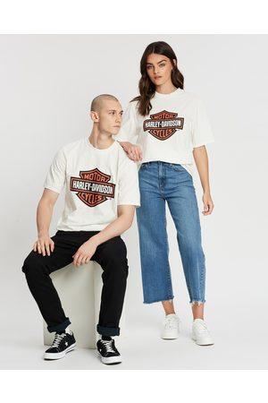 Harley davidson Tops - SS VJ B&S TEE Unisex - T-Shirts & Singlets (Vintage ) SS VJ B&S TEE - Unisex