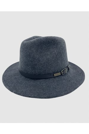 Jacaru Hats - 1849 Wool Traveller Hat - Hats 1849 Wool Traveller Hat