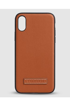 The Horse Phone Cases - IPhone X XS The Hybrid iPhone Cover - Tech Accessories (Tan iPhone X / XS) iPhone X - XS - The Hybrid iPhone Cover