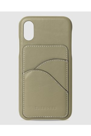 The Horse IPhone X XS The Scalloped iPhone Cover - Tech Accessories (Apple iPhone X / XS) iPhone X - XS - The Scalloped iPhone Cover