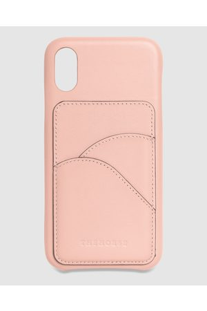 The Horse Women Phone Cases - IPhone X XS The Scalloped iPhone Cover - Tech Accessories (Blush iPhone X / XS) iPhone X - XS - The Scalloped iPhone Cover