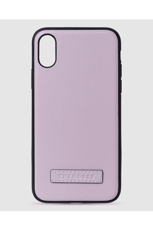 The Horse IPhone X XS The Hybrid iPhone Cover - Tech Accessories (Lavender iPhone X / XS) iPhone X - XS - The Hybrid iPhone Cover