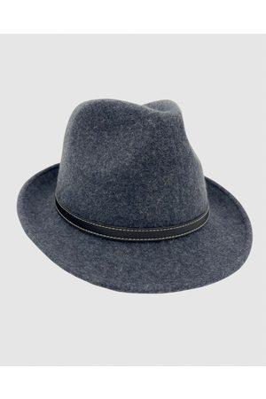 Jacaru Hats - 1848 Trilby Hat - Hats 1848 Trilby Hat