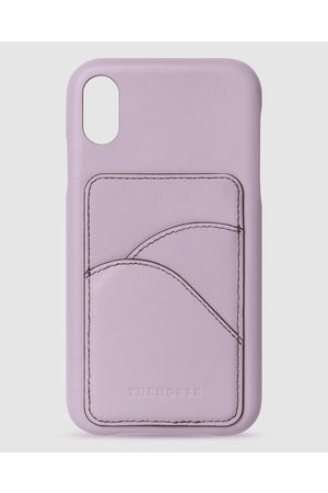 The Horse Women Phone Cases - IPhone XR The Scalloped iPhone Cover - Tech Accessories (Lavender iPhone XR) iPhone XR - The Scalloped iPhone Cover