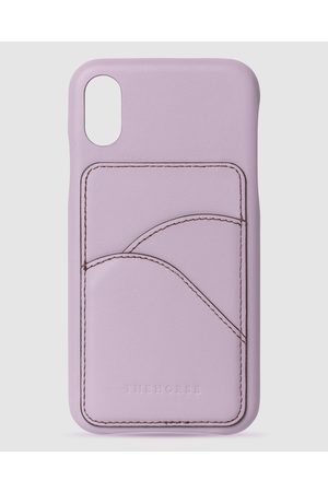 The Horse IPhone X XS The Scalloped iPhone Cover - Tech Accessories (Lavender iPhone X / XS) iPhone X - XS - The Scalloped iPhone Cover