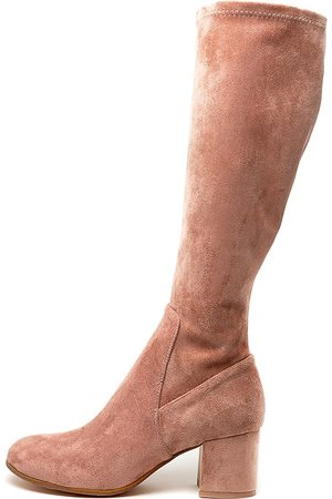 I LOVE BILLY Neolas Blush Boots Womens Shoes Casual Long Boots