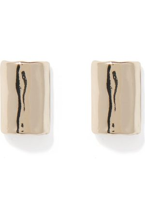 Forever New Louix Hammered Cuff Earrings