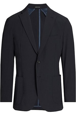 Saks Fifth Avenue COLLECTION Modern Tech Travelers Jacket