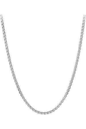 David Yurman Men Necklaces - Sterling Chain Necklace