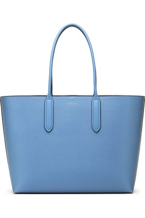 SMYTHSON Women Tote Bags - Panama Ciappa East West Tote