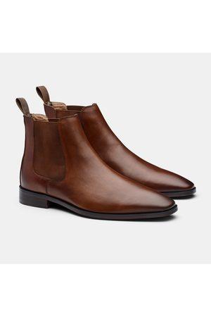 Politix Men Boots - Mens Shoes, Size 40 Cedrik