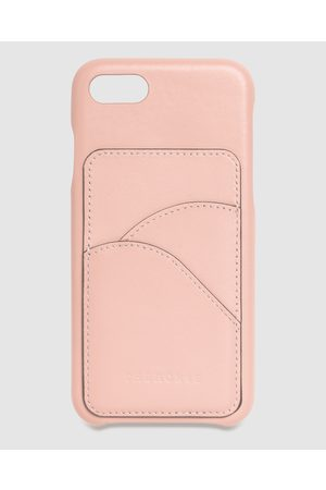 The Horse Women Phone Cases - IPhone SE 2020 The Scalloped iPhone Cover - Tech Accessories (Blush iPhone SE 2020) iPhone SE 2020 - The Scalloped iPhone Cover