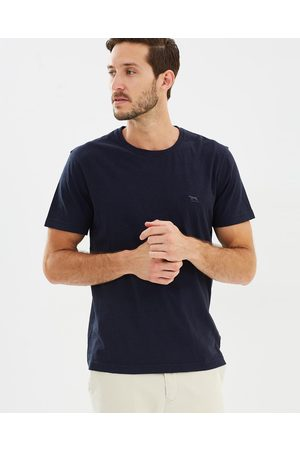 Rodd & Gunn Men Tops - The Gunn T Shirt - T-Shirts & Singlets (Navy) The Gunn T-Shirt