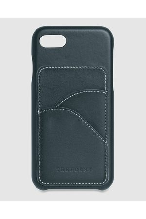 The Horse Phone Cases - IPhone SE 2020 The Scalloped iPhone Cover - Tech Accessories (Forest iPhone SE 2020) iPhone SE 2020 - The Scalloped iPhone Cover