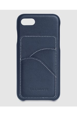 The Horse IPhone SE 2020 The Scalloped iPhone Cover - Tech Accessories (Navy iPhone SE 2020) iPhone SE 2020 - The Scalloped iPhone Cover