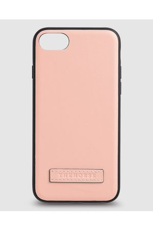 The Horse IPhone SE 2020 The Hybrid iPhone Cover - Tech Accessories (Blush iPhone SE 2020) iPhone SE 2020 - The Hybrid iPhone Cover