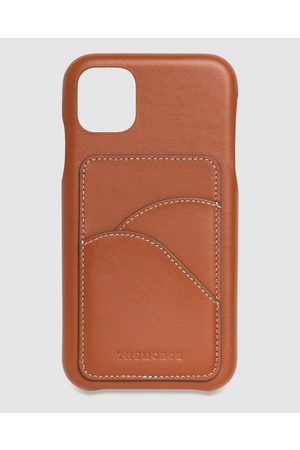 The Horse Phone Cases - IPhone 11 The Scalloped iPhone Cover - Tech Accessories (Tan iPhone 11) iPhone 11 - The Scalloped iPhone Cover