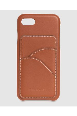 The Horse Phone Cases - IPhone SE 2020 The Scalloped iPhone Cover - Tech Accessories (Tan iPhone SE 2020) iPhone SE 2020 - The Scalloped iPhone Cover