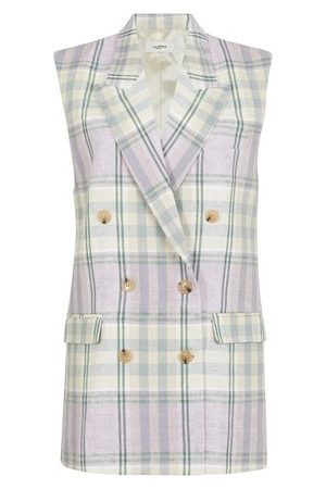 Isabel Marant Women Jackets - Ipegie sleeveless jacket