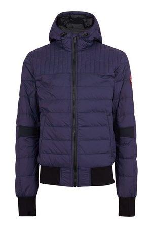 Canada Goose Men Outdoor Jackets - Cabri hooded jacket