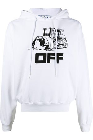 OFF-WHITE Men Hoodies - World Caterpillar hoodie