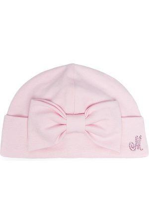 MONNALISA Hats - Bow-detail hat