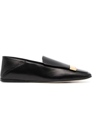 Sergio Rossi Women Loafers - Square-toe loafers