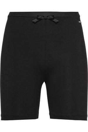 Miu Miu Women Shorts - Bow-detail cycle shorts