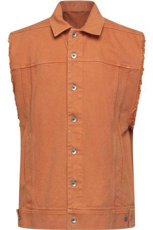 DRKSHDW BY RICK OWENS Denim outerwear