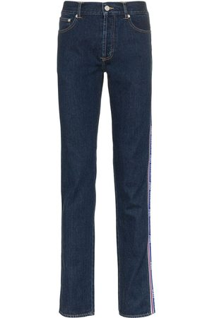 Givenchy Logo Band Slim-Fit Jeans