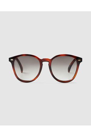 Le Specs Bandwagon Toffee Sunglasses Tort