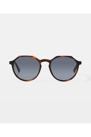Le Specs Sunglasses - Speed Of Night Sunglasses Polarised Matte Tort