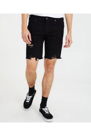 Wrangler Men Shorts - Smith Denim Shorts Whiplash