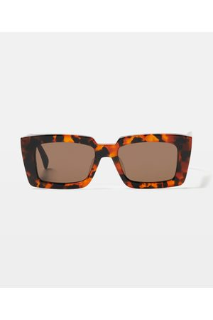AM Eyewear Sunglasses - Fasha Sunglasses Old School Tort