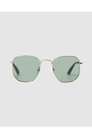 LOCAL SUPPLY Dxb Sunglasses Polished