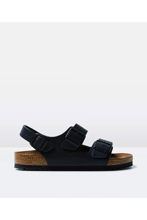 Birkenstock Milano Smooth Leather Sandals