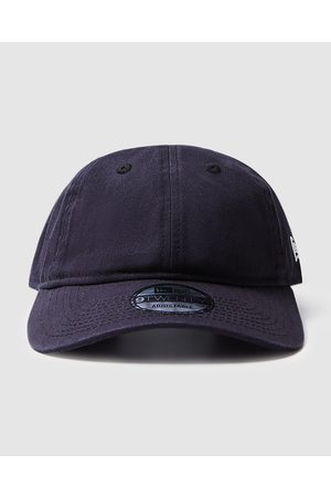 New Era Caps - 9twenty Plain Cap Navy