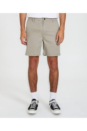 Lee Men Shorts - Union Drill Shorts Stone Drill