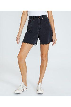 Insight Women Shorts - Vinnie Vintage Denim Shorts After Dark