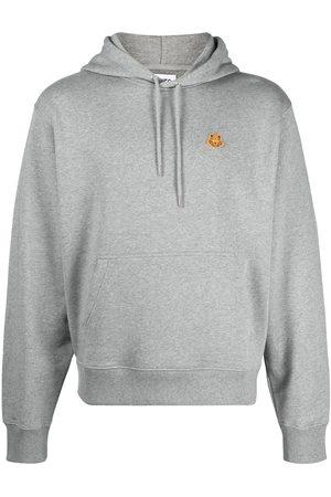 Kenzo Tiger Crest cotton hoodie