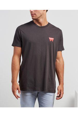 Wrangler Men Tops - ICONIC Exclusive Fangs Hit Tee - T-Shirts & Singlets ICONIC Exclusive - Fangs Hit Tee